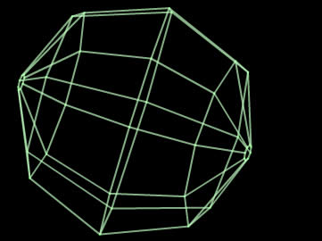 spinning polygon free screensaver