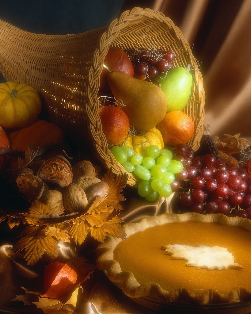 thanksgiving and harvest festival